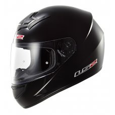 CASCO INTEGRAL FF352 ROOKIE SOLID - BLACK