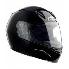 CASCO HJC CL-Y SOLIDO NEGRO