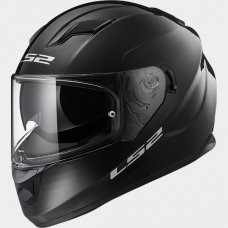 CASCO INTEGRAL LS2 STREAM EVO FF320 SOLID BLACK