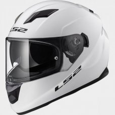 CASCO INTEGRAL LS2 STREAM EVO FF320 SOLID WHITE