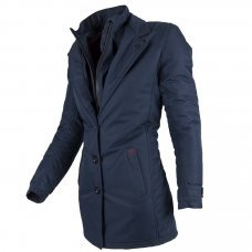 CHAQUETA BY CITY TRENCH COAT LADY AZUL