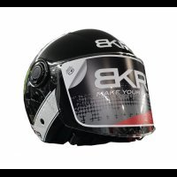 CASCO BKR OF510 XPRESSO NEGRO BRILLO