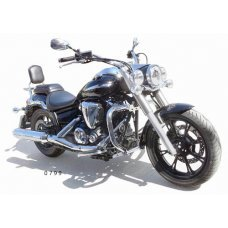 DEFENSA 38MM YAMAHA MIDNIGHT STAR XVS-950 A