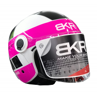 CASCO BKR OF510  XPRESSO READY A8 ROSA/BLANCO